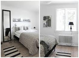 Crisp White Headboards Bedroom Decorating