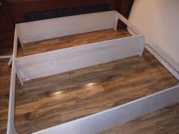 Platform Bed Plans Drawers by Platform Bed With Drawers Plans Diy Platform Bed With Storage