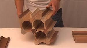 Tips Modular Wine Rack — Home Ideas Collection The Modular Wine