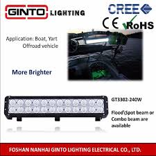 100 240 Truck China Very Bright CREE W LED Light Bar For Pickup GT3302