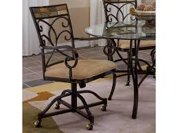 Hillsdale Pompei 4442-806 Slate Accented Dining Chair With Casters ... Ding Chairs Set Of 4 Ebay Fniture Target Ikea Forge X Back Chair Outlet Bumper Pool Poker Table Ding 3 In 1 Bayou Breeze Brisa Tilt Swivel Caster Wayfair 5 Piece Dinette Set With Cherry Finish Pastel Room Casting Sets With Upholstered Arm Chair Cdigestinfo Hooker Waverly Place Tall Upholstered Best Chairs Platafmamovimientosocialorg Hamilton Home Game Leather Casters Hillsdale Pompei Scrolling Wayside Casual San Diego Table Decor Five Bernhardt