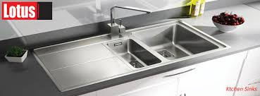 Kitchen Sinks Stainless Steel Online In India Lotus Solutions