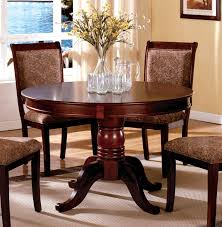 Furniture Of America St Nicholas II Round Dining Table Sunset Trading Co Selections Round Dinette Table Winners Only Quails Run 5 Piece Pedestal And 42 Ding With 4 Side Chairs Shown In Rustic Hickory Brown Maple An Asbury Finish Oak Set Rustica 54 W What I Want For My Kitchena Small Round Pedestal Table Archivist Crown Mark Camelia Espresso Glass Top Family Wood Kitchen Room Breakfast Fniture Modern Unique Sets Design Models New Traditional Cophagen 3piece Cinnamon