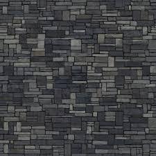 Black Stone Floor