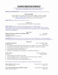 Teen Resume Template 12 Free Samples For High School