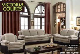 Decoration 6 Fabric Sofa Courts Living And Dining Sets Set Furniture Stores Used In Victoria