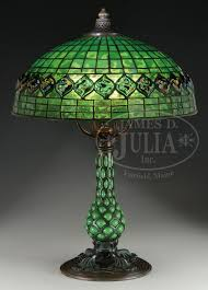 Overstock Tiffany Floor Lamps by Tiffany Studios Turtleback On Bloen Out Pineapple Base Antique