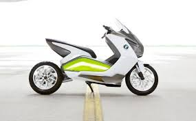BMW Unveils Electric Scooter