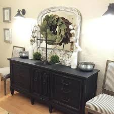 Farmhouse Sideboards And Buffets White Buffet Server Amazing High