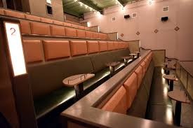 Reclining Chairs Movie Theater Nyc by New Dine In Brooklyn Movie Theater Only Charges 3 Per Ticket