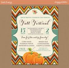 Pumpkin Patch Parable Craft by Fall Festival Harvest Invitation Poster Pumpkin Patch Farm