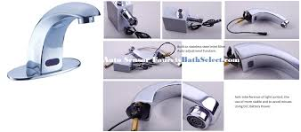 Touchless Bathroom Faucet With Temperature Control by Best Price Bathroom Sensor Faucets For Residential And Commercial
