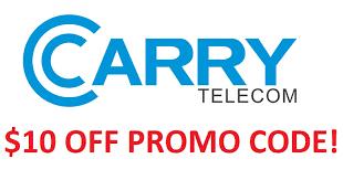 Carrytel Promo Code $10 Off Your Next Carrytel Bill ...
