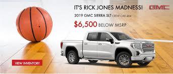 100 Trucks For Sale In Oklahoma By Owner Rick Jones Buick GMC Buick GMC Dealer OKC