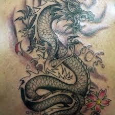 Dragon Sleeve Tattoo On TattooChief