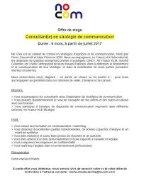 lettre de motivation cabinet de conseil no linkedin