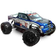 100 Large Scale Rc Trucks Redcat Racing RAMPAGEXTBLUE Rampage Xt 15 Gas Truck Monster
