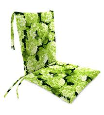 Polyester Classic Rocking Chair Cushions With Ties