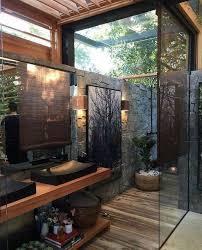 25 erstaunliche sensationelle outdoor badezimmer design der