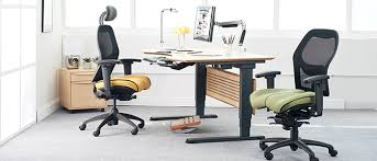 ergonomic workstation office furniture relax the back