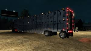 WILSON LIVESTOCK MULTI AXLES TRAILER Mod - Mod For European Truck ... Wilson Transportation Services Llc Need Some Opinions On Cb Antennas Gon Forum Photo Gallery Pride Polish Trucks Prepping Staging For Shdown The Bachmanwilson House Arrival In Arkansas Crystal Bridges Euro Truck Simulator 2 Kenworth K100 Livestock Trailer Grain Trailers Pack Fs17 Mods Nc County Fire Rescue Engine Sg Selling Trucks And With That Include 2004 Dodge Sale Classiccarscom Cc1085453 Volvo Unveils Autonomous 2hub Alexander 1972 Chevrolet Ck Cheyenne Sale Near Oklahoma