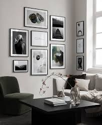 artsy gallery wall in 2021 galeriewand bilderwand