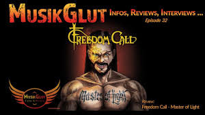 Freedom Call Master of Light Review