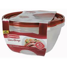 Christmas Tree Storage Container Rubbermaid by Rubbermaid 15 7c Take A Long Serving Saver Bowl 1787831
