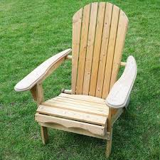Folding Adirondack Chair For Patio Garden In Natural Wood Finish ... Adirondack Chair Outdoor Fniture Wood Pnic Garden Beach Christopher Knight Home 296698 Denise Austin Milan Brown Al Poly Foldrecling 12 Most Desired Chairs In 2018 Grass Ottoman Folding With Pullout Foot Rest Fsc Combo Dfohome Ridgeline Solid Reviews Joss Main Acacia Patio By Walker Edison Dark Wooden W Cup Outer Banks Grain Ingrated Footrest Build Using Veritas Plans Youtube