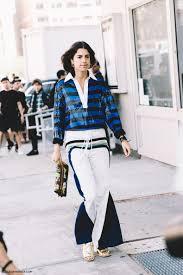 New York Fashion Week Spring Summer 2016 Street Style Leandra Medine