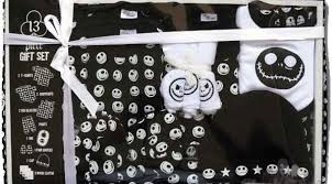 nightmare before christmas baby clothes x mas