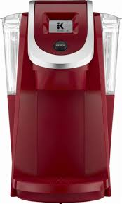 Keurig K200 Single Serve K Cup Pod Coffee Maker Red 119257
