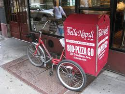 Sophisticated NYC Pizza Delivery