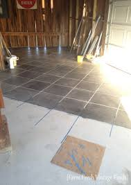 floor excellent staining tile floors within floor trying this