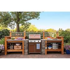 Astonishing Kitchen Lowes Outdoor Island At Wingsberthouse Inside