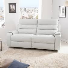 canape relax cuir blanc fauteuil relax cuir blanc fashion designs