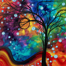 Abstract Paintings Of Indian Artists Gallery