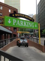 Writer Square Parking Parking in Denver