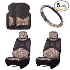 Amazon Ducks Unlimited 5 Pc Camo Auto Accessories Kit Mossy