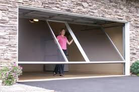 Roll Up Patio Screens by Roll Up Garage Door Screens Electric Roll Up Screen Kit Price
