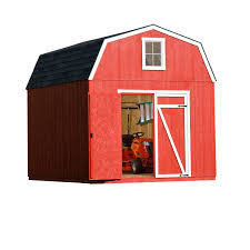 10x12 Shed Material List by Estate 10ft X 12ft Heartland Industries