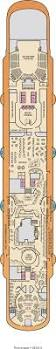 Carnival Ecstasy Cabin Plan by Carnival Magic Deck Plans Cruise Radio