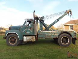 100 Vintage Tow Trucks For Sale 1961 B61 Mack Truck