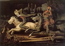 The Haunted Pumpkin Of Sleepy Hollow 2003 by Ichabod Crane Wikipedia