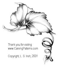 free printable glass etching patterns free flowing designs