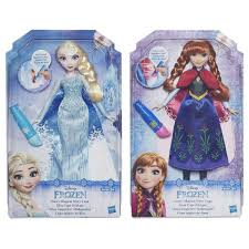 Girls Favorite Products 44 Inch Frozen Dolls Anna And Elsa 9538c