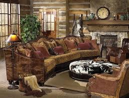 Grande Fine Rustic Living Room Furniture Inspiration Then Faux Animal Ottoman Sets