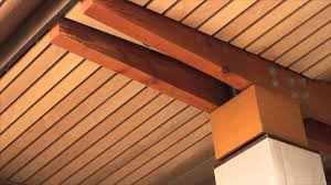 Rulon Wood Grille Ceiling by Vanderbilt University Kissam Ceiling Installation Youtube