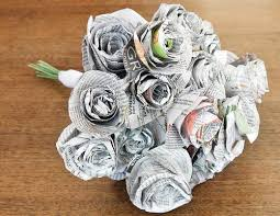 One Of The Easiest Craft Supplies To Be Found Is Newspaper And We All Know That Its Good Recycle I Did A Google Search Some Projects