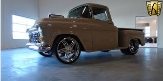 1955 Chevrolet Apache Offered For Sale By Gateway Classic Cars ... Custom 1950s Chevy Trucks For Sale Your Truck Very Nice 1958 Chevrolet Apache Pick Up Sale 2196038 Hemmings Motor News 1961 C20 Pickup Fleetside On Bat Auctions 1965 C10 For In Bc 350 Small Block Classic Car 1955 In Fulton County 1956 Big Window Short Bed Stepside Hot Rod Network 1959 3100 Stock 139365 Near Columbus Oh 4x4 18097 San Ramon Ca Classiccarscom Cc909448